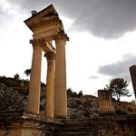 Ruines de Glanum par casey487 - St. Rémy de Provence 13210 Bouches-du-Rhône Provence France