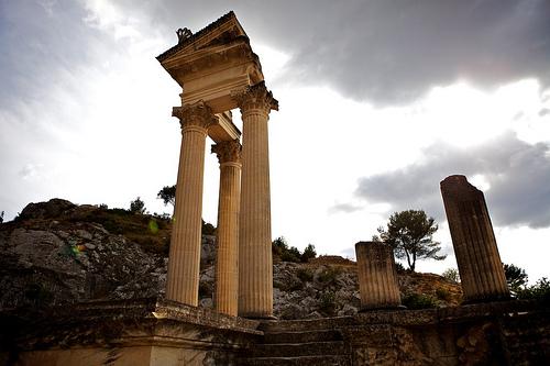 Ruines de Glanum par casey487
