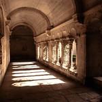 Le cloitre du Monastère Saint-Paul de Mausole by didier bloch - St. Rémy de Provence 13210 Bouches-du-Rhône Provence France
