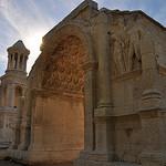 Les Antiques , Glanum par salva1745 - St. Rémy de Provence 13210 Bouches-du-Rhône Provence France