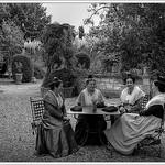 Discussions entre Arlésiennes by amcadweb - St. Rémy de Provence 13210 Bouches-du-Rhône Provence France