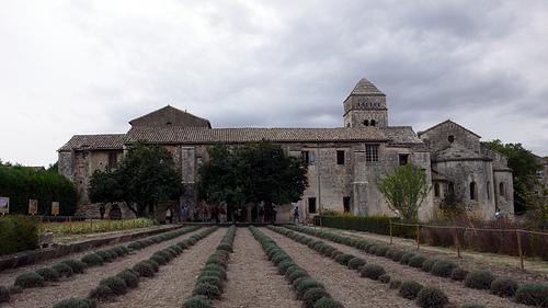Le Monastere Saint Paul de Mausole by lepustimidus