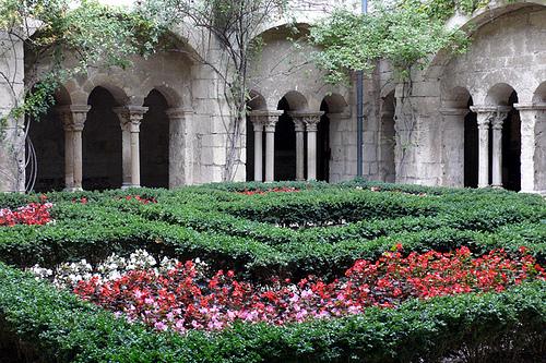 Le Monastere roman Saint-Paul-de-Mausole by lepustimidus