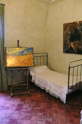 Vincent Van Gogh'room par lepustimidus