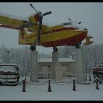 Le Sud de la France sous la neige ! by  - St. Victoret 13730 Bouches-du-Rhône Provence France