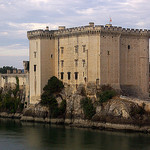 Good King René Castle in Tarascon by Maximus DiFermo - Tarascon 13150 Bouches-du-Rhône Provence France