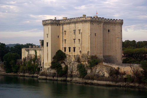 Good King René Castle in Tarascon par Maximus DiFermo