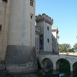 Bouches du Rhône - Château de Tarascon by Vaxjo - Tarascon 13150 Bouches-du-Rhône Provence France