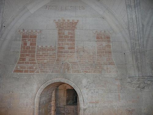 Château de Tarascon - Salle des galères par Vaxjo