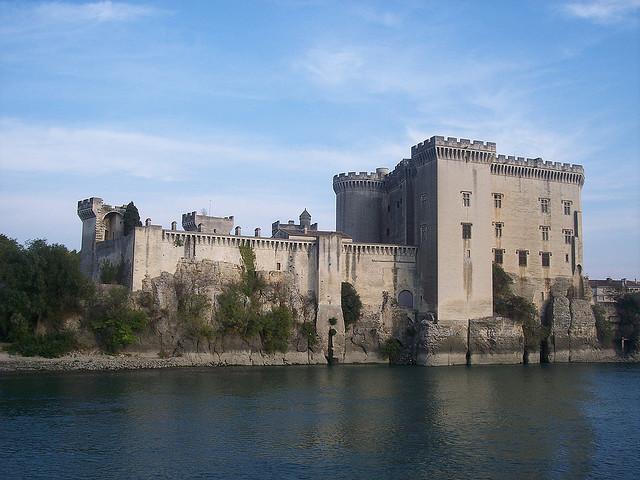 Le Chateau du Roi René, Tarascon (Bouches-du-Rhône - Tarascon) par gowersaint