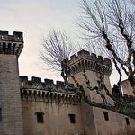 Le château du roi René à Tarascon par Cilions - Tarascon 13150 Bouches-du-Rhône Provence France