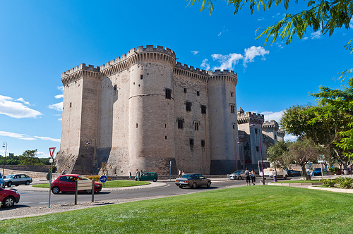 Château de Tarascon du Roi René par Ferryfb