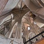 Voutes de la Collégiale Sainte Marthe by Ferryfb - Tarascon 13150 Bouches-du-Rhône Provence France