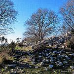 La citadelle de vauvenargue par Tinou61 - Vauvenargues 13126 Bouches-du-Rhône Provence France