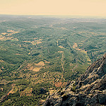 Au sommet de la Montagne Ste-Victoire : vertige assuré par ClemB14 - Vauvenargues 13126 Bouches-du-Rhône Provence France