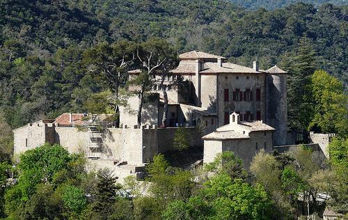 Château de Vauvenargues - Bouches-du-Rhône by voyageur85
