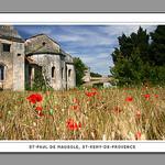 St Paul de Mausole par fiona_60 - St. Rémy de Provence 13210 Bouches-du-Rhône Provence France