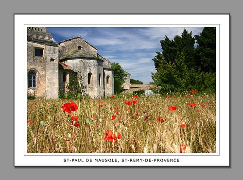 St Paul de Mausole par fiona_60