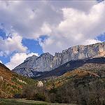 Montagne de Glandasse - Parc du Vercors by Charlottess -   Drôme Provence France