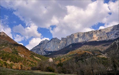 Montagne de Glandasse - Parc du Vercors by Charlottess