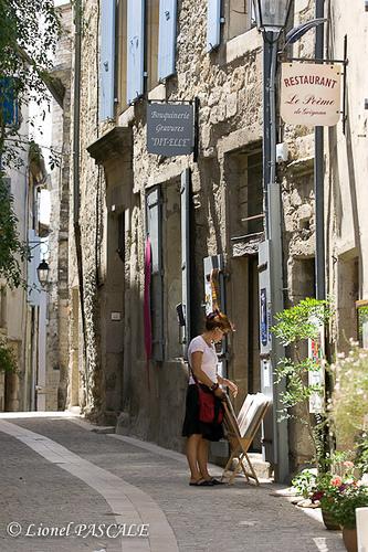 Grignan - Drôme Provençale par La Drôme
