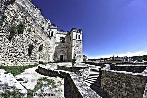 Eglise du Château de Grignan -  Drôme Provençale by Billblues