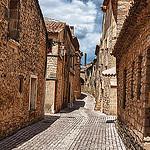 Ruelle du Vaucluse par Billblues - Grignan 26230 Drôme Provence France