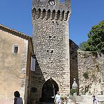 Beffroi de Montbrun-les-Bains par gab113 - Montbrun les Bains 26570 Drôme Provence France