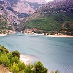 Gorges du Verdon : Lac de Sainte Croix by  - Sainte Croix du Verdon 04500 Alpes-de-Haute-Provence Provence France