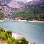 Gorges du Verdon : Lac de Sainte Croix par Truffle Jam - Sainte Croix du Verdon 04500 Alpes-de-Haute-Provence Provence France