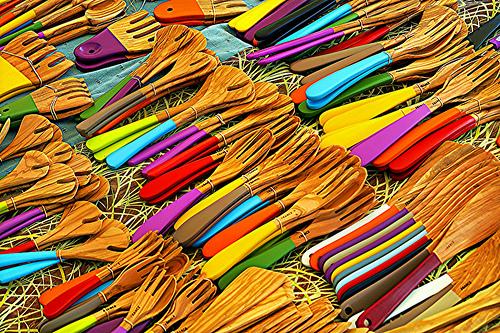 Couleurs de provence : marché de Nyons by Gilles Poyet photographies