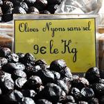 Olives de Nyons par Superrine -   Drôme Provence France