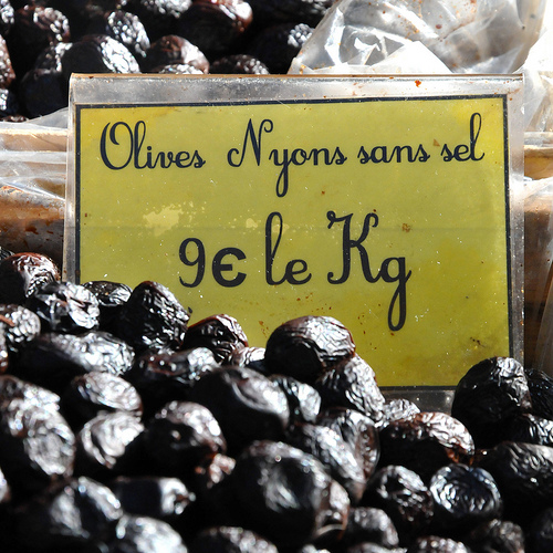 Olives de Nyons by Superrine