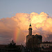 La tour de Constance - Somewhere over the rainbow par  - Aigues-Mortes 30220 Gard Provence France