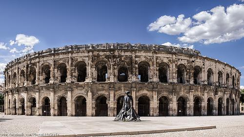 Les arènes de Nîmes  par Guillaume.PhotoLifeStyle