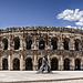 Les arènes de Nîmes  par Guillaume.PhotoLifeStyle - Nîmes 30000 Gard Provence France