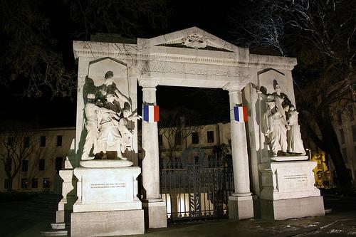 Arc de Nîmes par Cilions