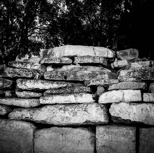 Stone Layers, Nimes by Bobbex