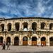 Les Arènes de Nîmes par el.manuelito - Nîmes 30000 Gard Provence France