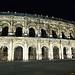 Les arènes de Nimes de nuit par spanishjohnny72 - Nîmes 30000 Gard Provence France