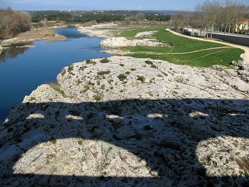 Vue du Pont du Gard par mistinguette18