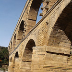Arches du Pont du Gard par salva1745 - Vers-Pont-du-Gard 30210 Gard Provence France