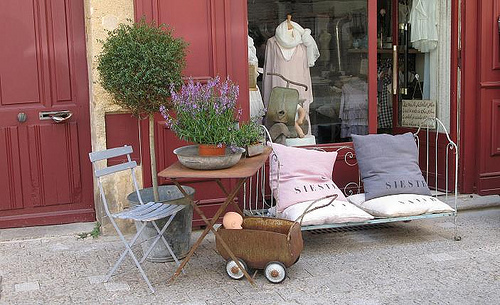 Boutique in Uzès by CME NOW