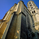 La tour Fenestrelle à Uzès by  - Uzès 30700 Gard Provence France