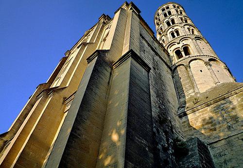 La tour Fenestrelle à Uzès par horlo