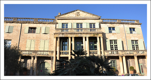 Hôtel du Baron de Castille by Filou30