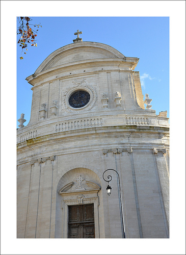 Uzès, L'église Saint Etienne by Filou30