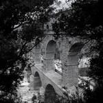 Les arches du Pont du Gard par perseverando - Vers-Pont-du-Gard 30210 Gard Provence France