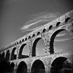 Pont du Gard par ethervizion - Vers-Pont-du-Gard 30210 Gard Provence France