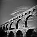 Pont du Gard by ethervizion - Vers-Pont-du-Gard 30210 Gard Provence France